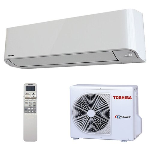 Настенная сплит-система Toshiba RAS-10BKV-EE1-N* / RAS-10BAV-EE1-N* белый