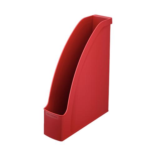 Лоток вертикальный для бумаги Leitz Plus красный