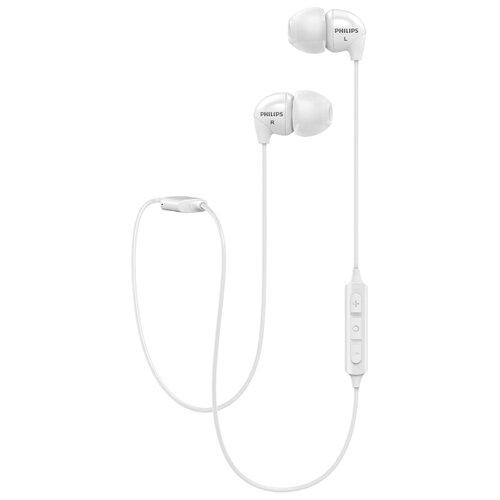 цена на Беспроводные наушники Philips SHB3595 UpBeat white