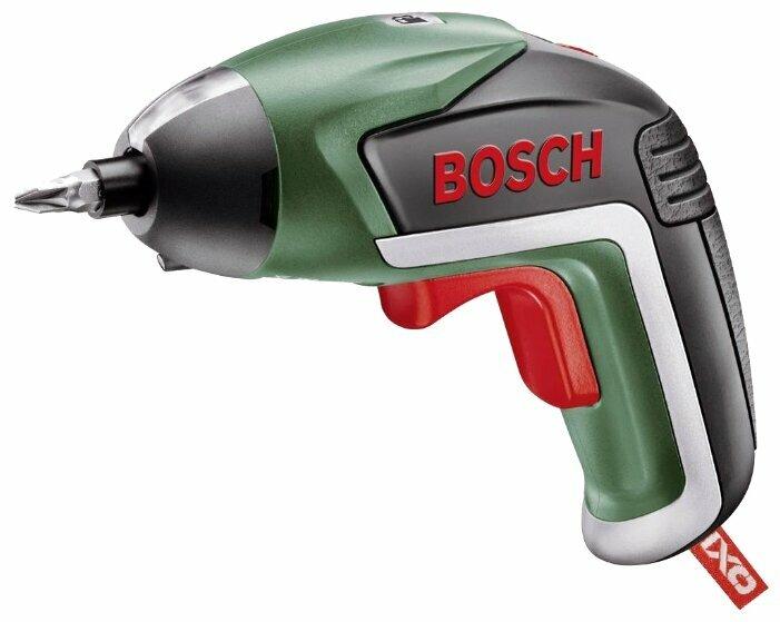 Аккумуляторная отвертка BOSCH IXO 5 basic