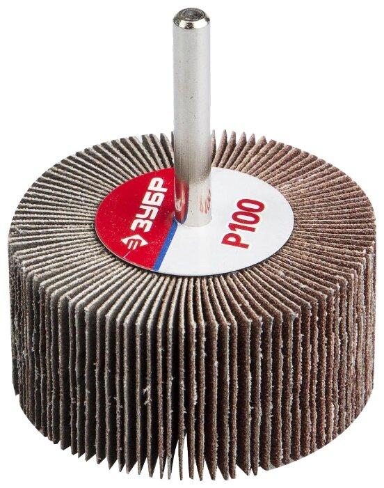 Шлифовальный валик лепестковый ЗУБР 36602-100 1 шт.