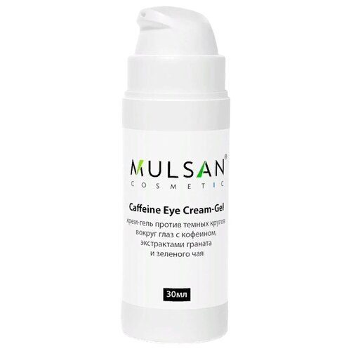 MULSAN Крем-гель против темных кругов вокруг глаз Caffeine Eye Cream-Gel, 30 мл недорого
