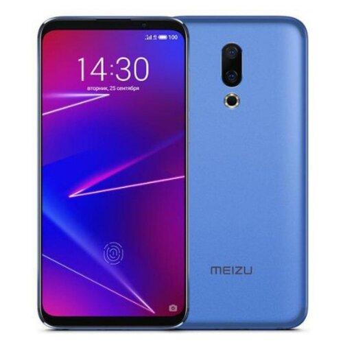 Смартфон Meizu 16 6/64GB синий смартфон meizu m5с 16gb gold
