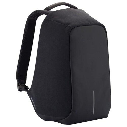 Рюкзак XD DESIGN Bobby XL черный рюкзак для ноутбука xd design bobby compact до 14 цвет серый розовый 11 л