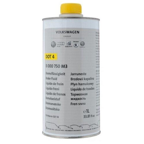 Тормозная жидкость VOLKSWAGEN DOT 4 Brake Fluid