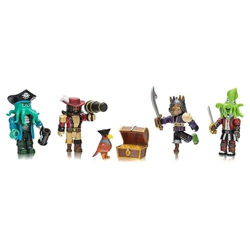 Купить Игровой набор Jazwares Roblox Mix & Match Pirate Showdown ROB0212, Игровые наборы и фигурки