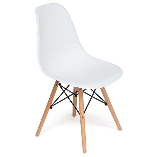 Комплект стульев Secret de Maison Tolix-Eames Cindy (001), дерево, 6 шт., цвет: белый