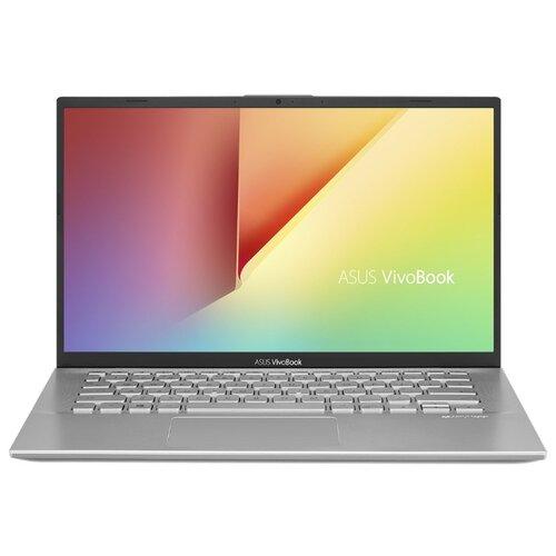 Купить Ноутбук ASUS VivoBook 14 F412FA-EB925T (Intel Core i3 8145U 2100MHz/14 /1920x1080/4GB/256GB SSD/DVD нет/Intel UHD Graphics 620/Wi-Fi/Bluetooth/Windows 10 Home) 90NB0L91-M13520 серебристый