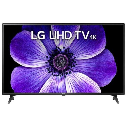 Фото - Телевизор LG 49UM7020 49 (2020) черный телевизор