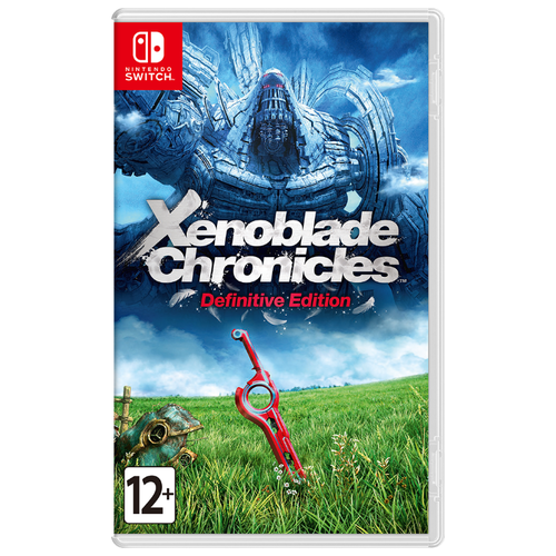 Игра для Nintendo Switch Xenoblade Chronicles: Definitive Edition цена 2017