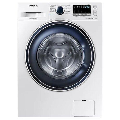 Фото - Стиральная машина Samsung WW80R42LHFW стиральная машина samsung ww80r42lhfw