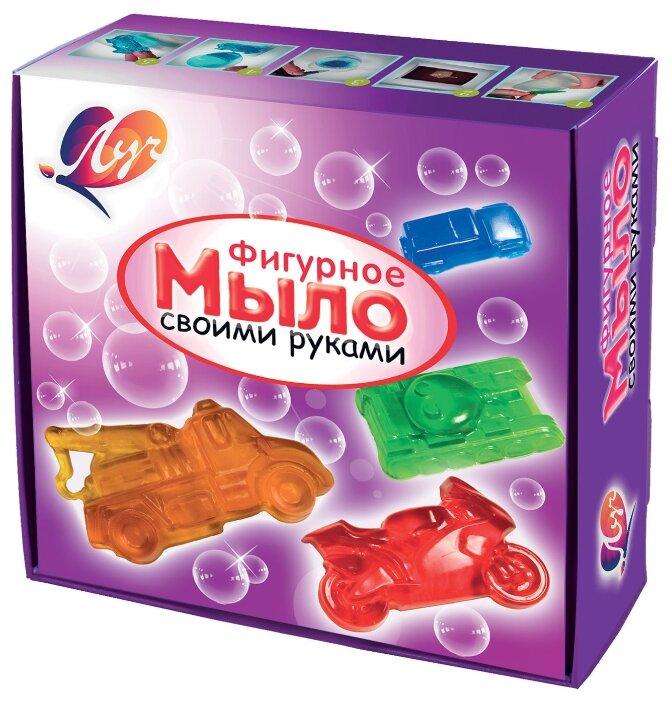 Луч Набор для изготовления мыла Машины (23С 1441-08)