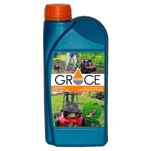 Масло для садовой техники Grace Lubricants Garden SAE 10W-30 4T 1 л