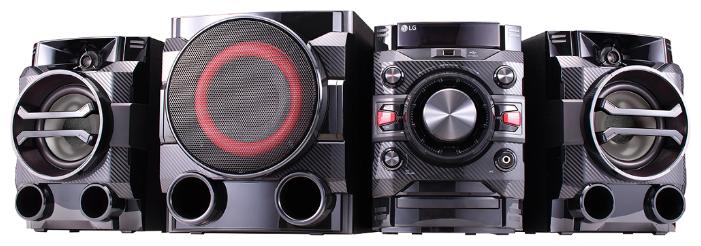 Музыкальный центр LG XBOOM DM5660K фото 1