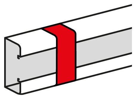 Соединение/накладка на стык для настенного кабель-канала Legrand 638026