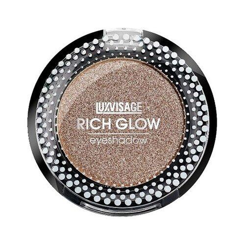 LUXVISAGE Тени для век Rich Glow 8-nigth-mirage