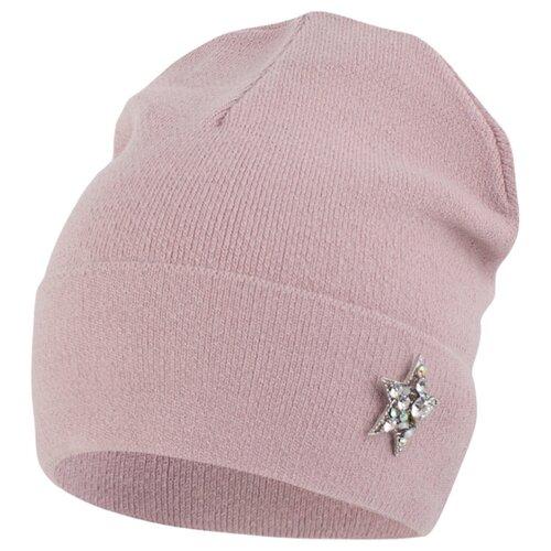 Шапка-бини Conceptline размер 54-56, розовый комплект женский nuages бини nhk 813 розовый размер 56