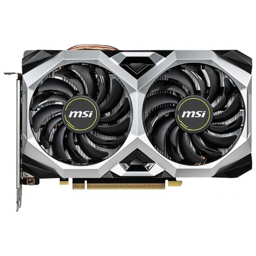 Купить Видеокарта MSI GeForce RTX 2060 1710MHz PCI-E 3.0 6144MB 14000MHz 192 bit HDMI 3xDisplayPort HDCP VENTUS XS OC Retail