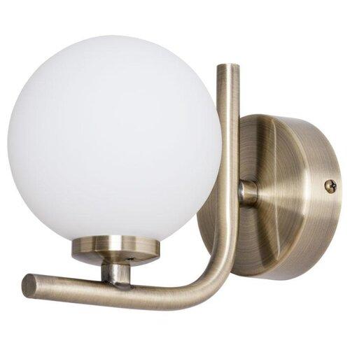 Настенный светильник Arte Lamp Bolla-piccolo A3988AP-1AB, 25 Вт