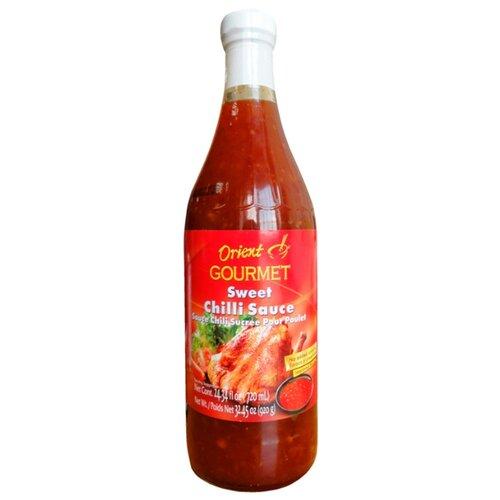 цена Соус Orient Gourmet Sweet chilli, 720 мл онлайн в 2017 году