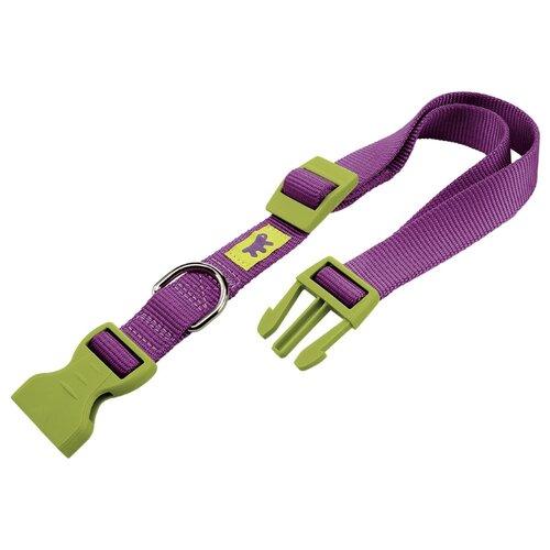 Ошейник Ferplast Club Colours (C10/32) 23-32 см фиолетовый
