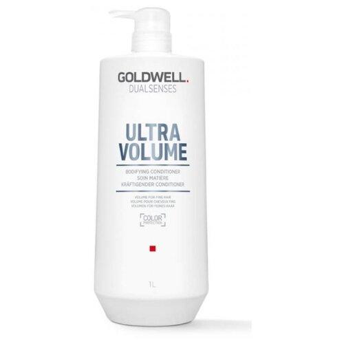 Купить Goldwell Dualsenses кондиционер Ultra volume bodifying conditioner для объема тонких волос, 1000 мл