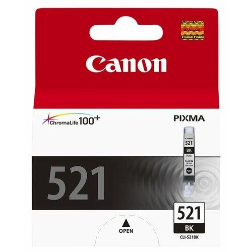 Фото - Картридж Canon CLI-521BK (2933B004) картридж струйный canon cli 8 0627b001 зеленый