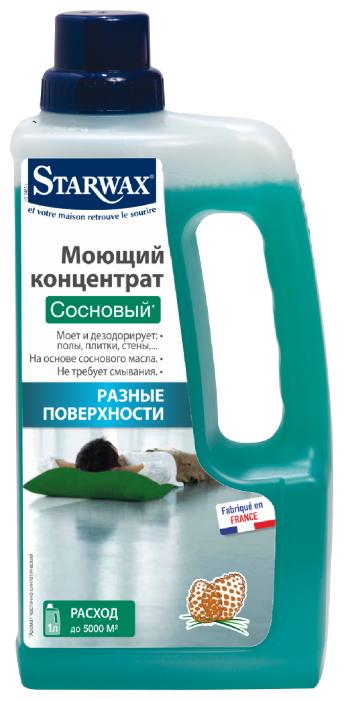 Starwax Моющий концентрат для разных поверхностей Сосновый