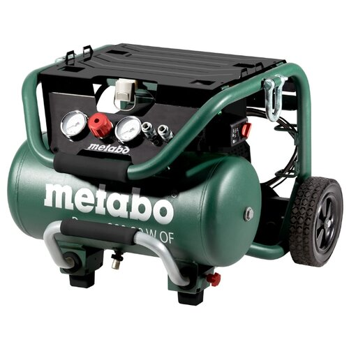 цена на Компрессор безмасляный Metabo Power 280-20 W OF, 20 л, 1.7 кВт
