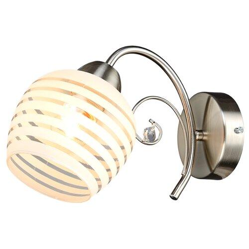 Настенный светильник Максисвет Универсал 3-8853-1-ST E27 максисвет подвесной светильник максисвет этника 2 9897 1 sy e27