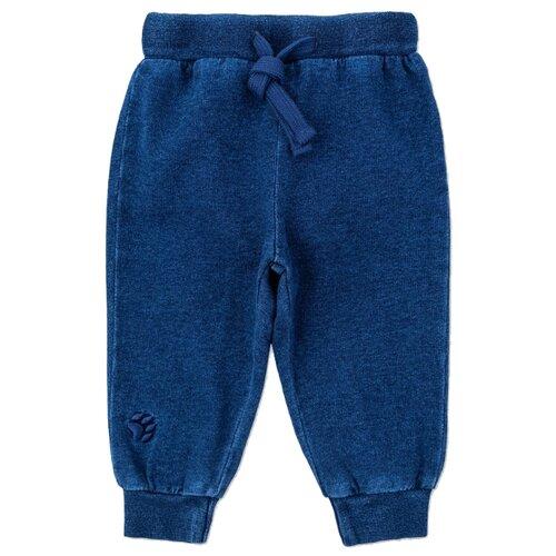 Купить Брюки playToday Forest camping 397805 размер 62, темно-синий, Брюки и шорты