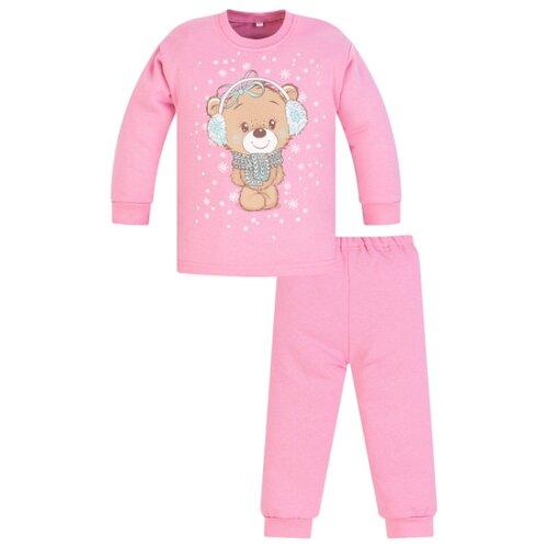 Пижама Утенок размер 122, розовый по цене 600