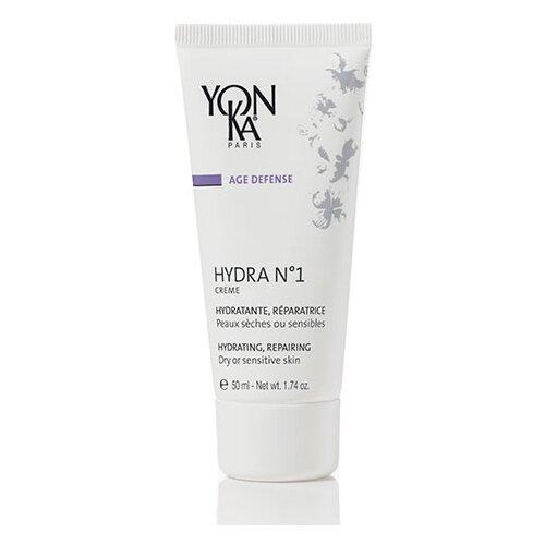 Купить Yon-Ka Age Defense Hydra №1 Creme Крем для лица увлажняющий восстанавливающий для сухой и чувствительной кожи, 50 мл