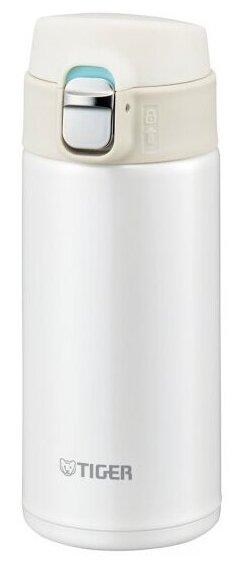 Купить Термокружка TIGER MMJ-A048 (0,48 л) cream white по низкой цене с доставкой из Яндекс.Маркета (бывший Беру)