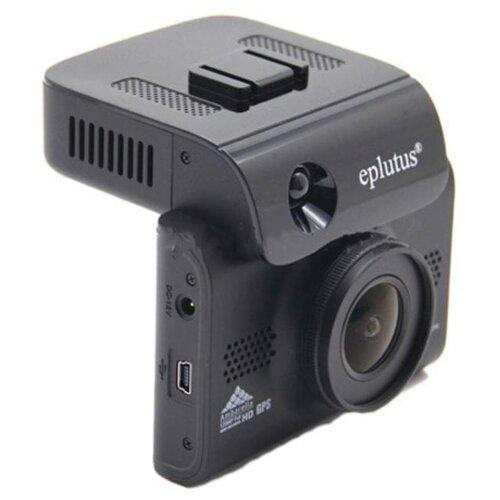 Купить Видеорегистратор с радар-детектором Eplutus GR-95 Signature, GPS черный