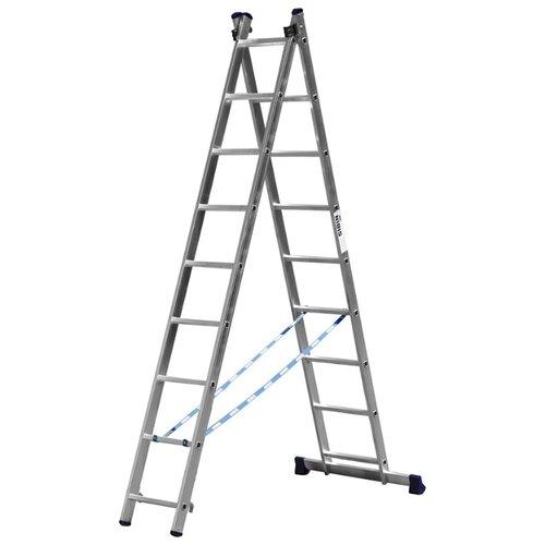 Лестница трансформер 2-секционная SIBIN 38823-09