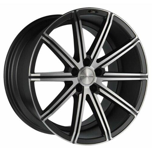 Фото - Колесный диск Racing Wheels H-577 9.5x19/5x120 D71.6 ET35 DMGM F/P колесный диск racing wheels h 412 6 5x15 5x105 d56 6 et35 ddn f p