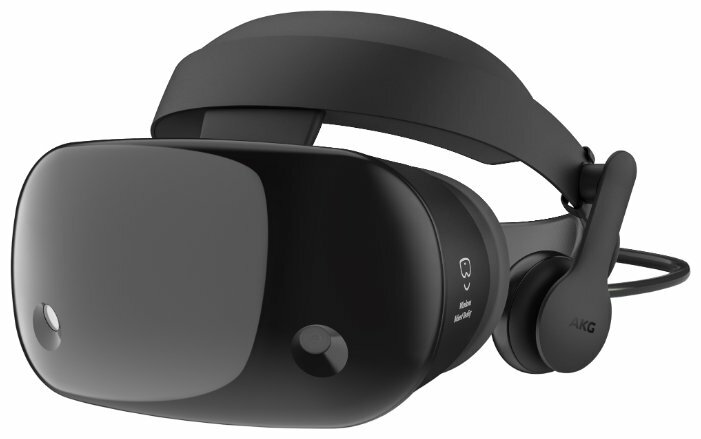 Очки виртуальной реальности Samsung HMD Odyssey+ (Plus) Windows Mixed Reality Headset