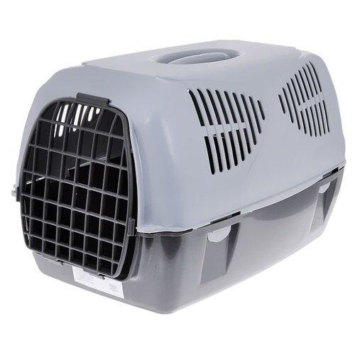 Клиппер-переноска для собак MPS Sirio Big 39х64х39 см серый