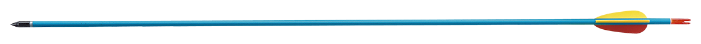 Стрела для лука Man Kung MK-AAL30