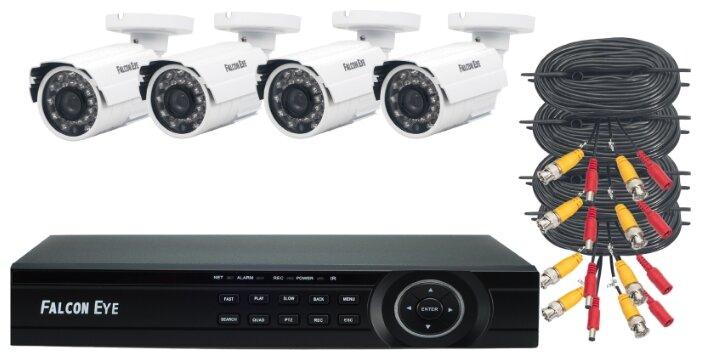 Комплект видеонаблюдения Falcon Eye FE-104MHD KIT ДАЧА 4 камеры