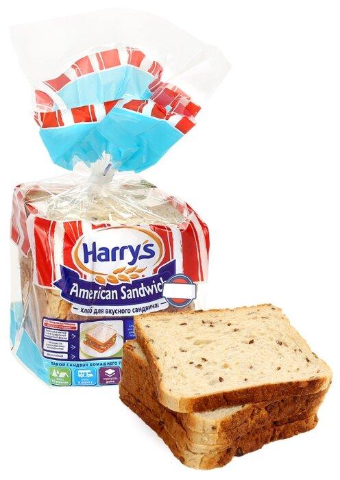 Хлеб Harry's American Sandwich Сандвичный 7 злаков, 470 г
