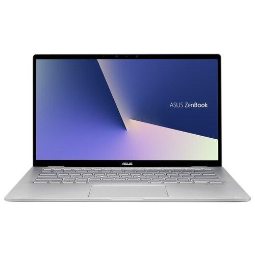 Купить Ноутбук ASUS ZenBook Flip 14 UM462DA-AI010T (AMD Ryzen 5 3500U 2100MHz/14 /1920x1080/8GB/256GB SSD/DVD нет/AMD Radeon Vega 8/Wi-Fi/Bluetooth/Windows 10 Home) 90NB0MK1-M02780 серый