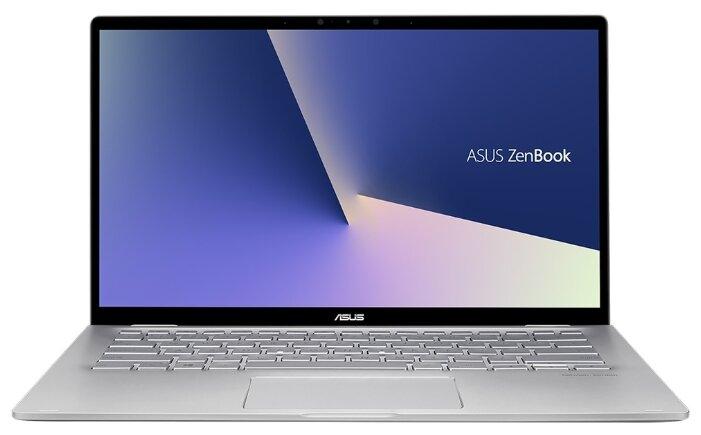 """Ноутбук ASUS ZenBook Flip 14 UM462DA-AI040T (AMD Ryzen 5 3500U 2100MHz/14""""/1920x1080/8GB/256GB SSD/DVD нет/AMD Radeon Vega 8/Wi-Fi/Bluetooth/Windows 10 Home) — купить по выгодной цене на Яндекс.Маркете"""