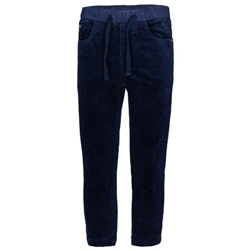 Брюки Gulliver размер 98, синий футболка gulliver размер 98 синий