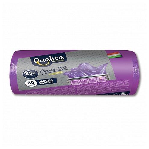 Мешки для мусора Qualita Cross top