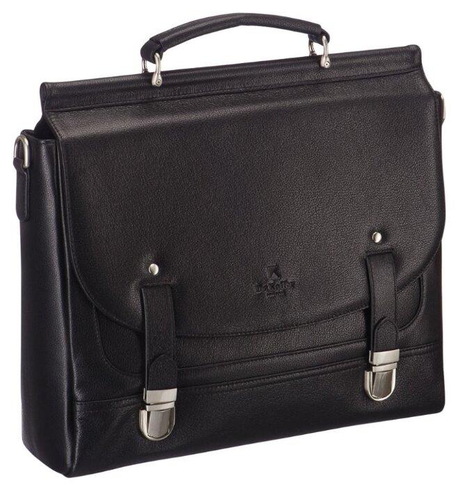 Портфель для мужчин Dr.Koffer B402642, натуральная кожа