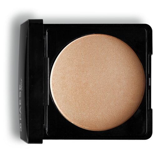 PAESE Пудра компактная Shimmer Pressed Powder 03 финишная пудра ultimate pressed powder 10 г l a girl powder
