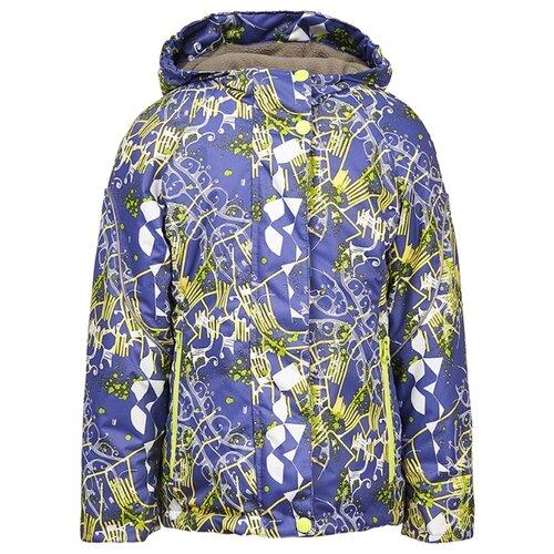 Фото - Куртка Oldos Африка LAW192T105JK размер 98, сиреневый куртка oldos мальта law192t106jk размер 98 зеленый