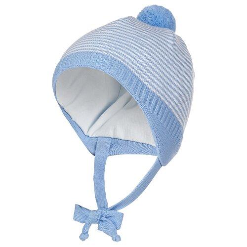 Купить Шапка Oldos размер 46-48, голубой, Головные уборы